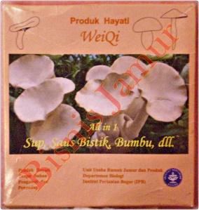 Tepung Jamur Instan WeiQi