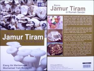 Buku Budidaya Jamur Tiram IPB Press